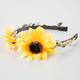 FULL TILT Sunflower Headband
