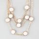 FULL TILT 3 Row Opal Necklace