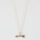 FULL TILT Arrow Lariat Necklace