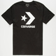 CONVERSE Core Star Chevron Mens T-Shirt