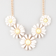 FULL TILT 5 Daisy Necklace