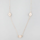 FULL TILT Daisy Long Chain Necklace