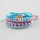 FULL TILT 5 Piece Hamsa/BFF Bracelets