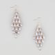 FULL TILT Facet Chandelier Earrings