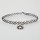 FULL TILT Daisy Stretch Tattoo Choker