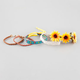 FULL TILT 5 Piece Sunflower Bracelets