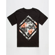 AYC Nyjah Diamond Paradise Boys T-Shirt