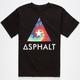 AYC Spiral Tie Dye Boys T-Shirt