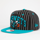 NEW ERA Hornets Mens Snapback Hat