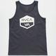 RVCA Hex Badge Boys Tank