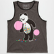 RIOT SOCIETY Panda Double Bubble Boys Tank