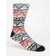 LRG Geo Print Mens Tube Socks