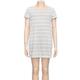 FULL TILT Striped Girls T-Shirt Dress