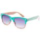BLUE CROWN Wood Geo Sunglasses