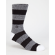 BR4SS Rugby Mens Crew Socks