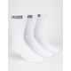 VANS 3 Pack Mens Classic Crew Socks