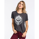 BILLABONG Lotus Womens Boyfriend Tee