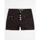 SCISSOR Girls Highwaisted Denim Shorts