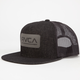 RVCA Steady Station Mens Trucker Hat