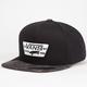 VANS Full Patch BoysSnapback Hat