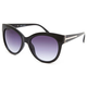 FULL TILT Red Carpet Cateye Sunglasses