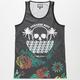 NEFF Astro Death Floral Mens Tank