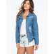 FULL TILT Chambray Womens Anorak Jacket