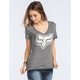 FOX Headset Womens Tee