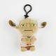 STAR WARS Yoda Talking Plush Clip On