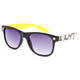 FULL TILT Daisy Arm Wayfarer Sunglasses