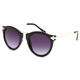 FULL TILT Arrow Round Sunglasses