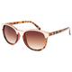 FULL TILT Round Tortoise Sunglasses