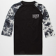BOHNAM Dixie Mens Baseball Tee