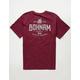BOHNAM Miles Mens T-Shirt