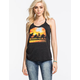 NOR CAL Sunset Bear Womens Tank