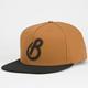 BOHNAM Gavel Mens Snapback Hat