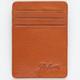 BOHNAM Oxbox Mens Clip Wallet