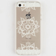WILDFLOWER Henna Flowers iPhone 5/5S Case