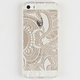 WILDFLOWER Henna Aztec iPhone 5/5S Case