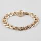 RASTACLAT Conexion Gold Bracelet