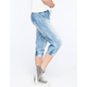ALMOST FAMOUS Crave Fame Womens Chambray Jogger Pants
