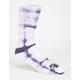 NIKE SB Tie Dye Mens Dri-FIT Crew Socks
