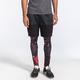 BROOKLYN CLOTH Space Mens Active Leggings