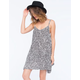 VOLCOM Escape With Me Dress