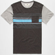 RUSTY Lamar Mens Pocket Tee