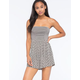 ROXY Such Great Heights Womens Tube Romper