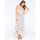 ROXY Casino Point Maxi Dress