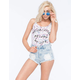 RVCA Up All Night Womens Body Suit