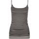 FULL TILT Soft Stripe Essential Womens Cami