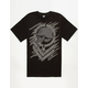 METAL MULISHA Rainfall Mens T-Shirt